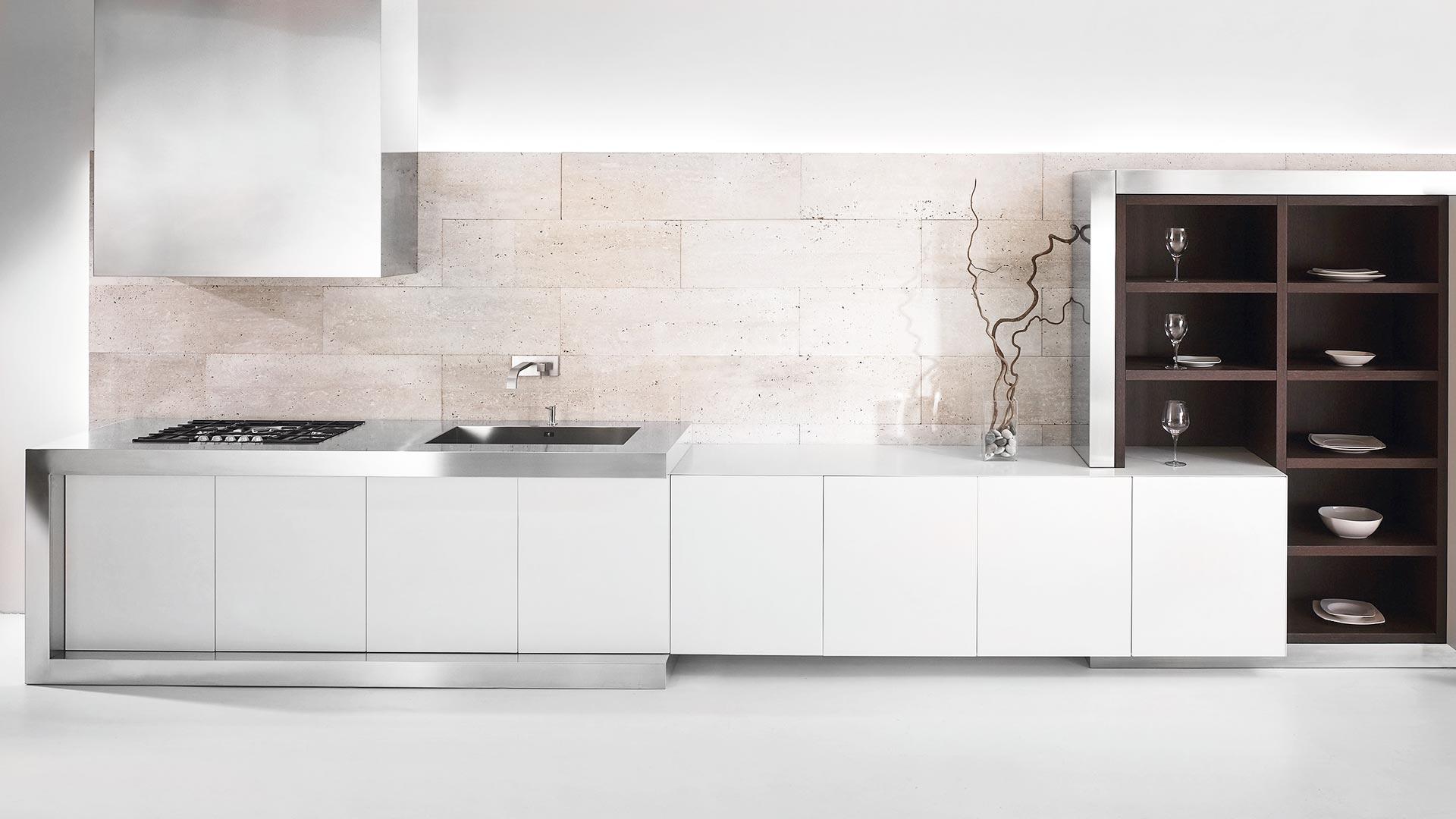 cucine monoblocco - Cucine Compatte Design