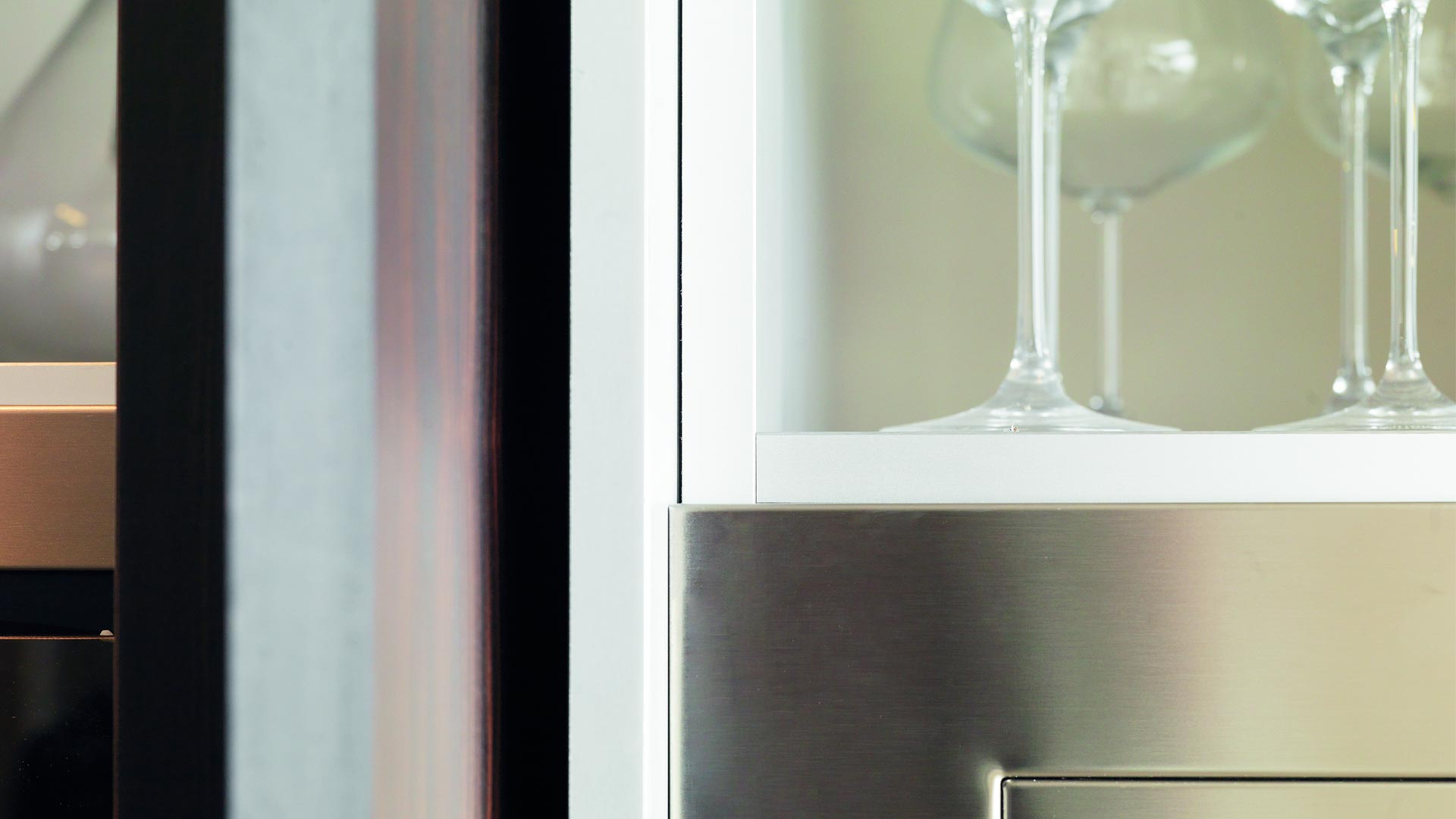 Realizzazione TMItalia Cucina Su Misura 7 A Milano Su Concept T45 #684E3F 1920 1080 Programma Per Creare Cucine Su Misura