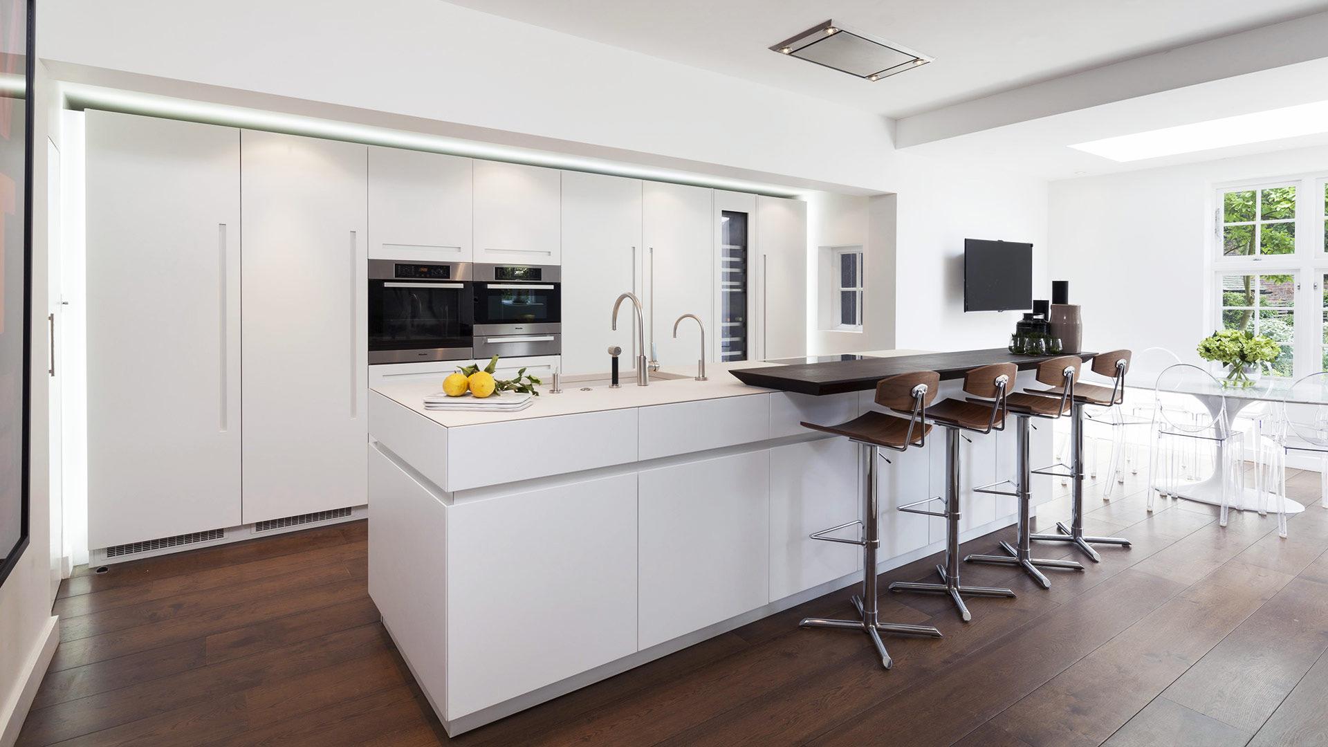 Cucina Con Isola Centrale Con Top In Quarzo #687C4F 1920 1080 Piano Top Cucina Su Misura