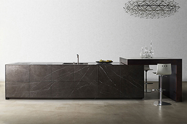 Cucine con isola - Cucina freestanding ...