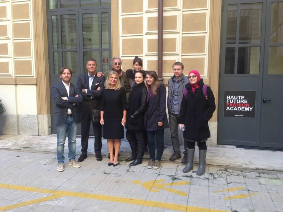 Haute future fashion academy sceglie tm italia cucine su for Milano fashion academy