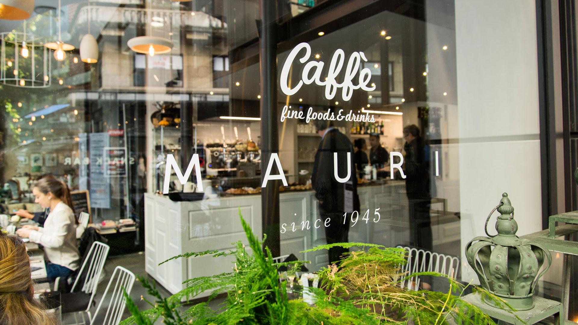 Progetto Contract Retail Salone di bellezza Mauri Lugano - TM_CH_LU_MAURI_01