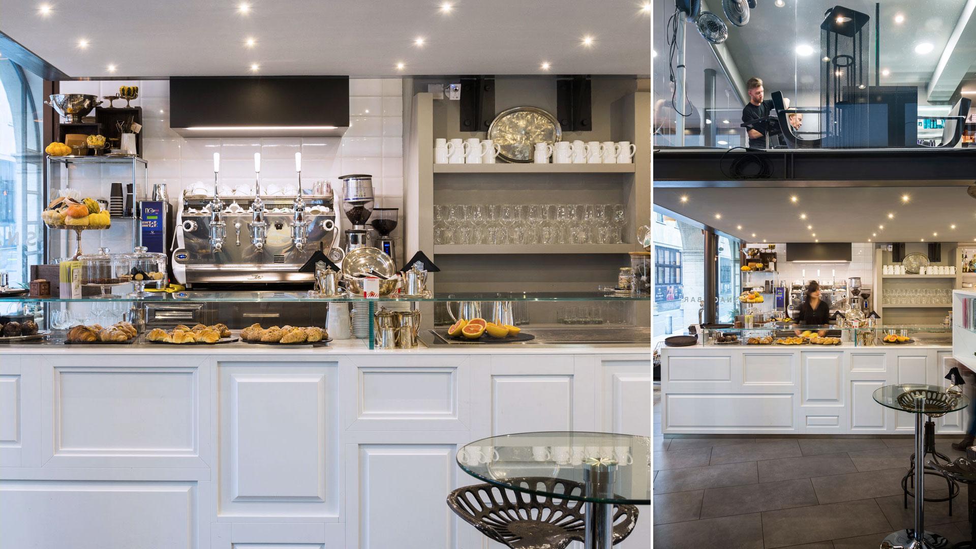 Progetto Contract Retail Salone di bellezza Mauri Lugano - TM_CH_LU_MAURI_02