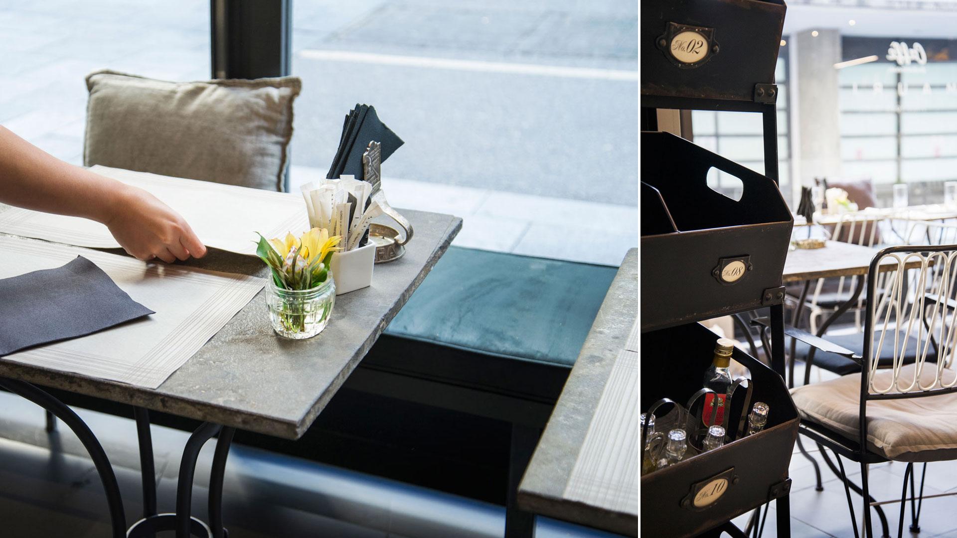 Progetto Contract Retail Salone di bellezza Mauri Lugano - TM_CH_LU_MAURI_03