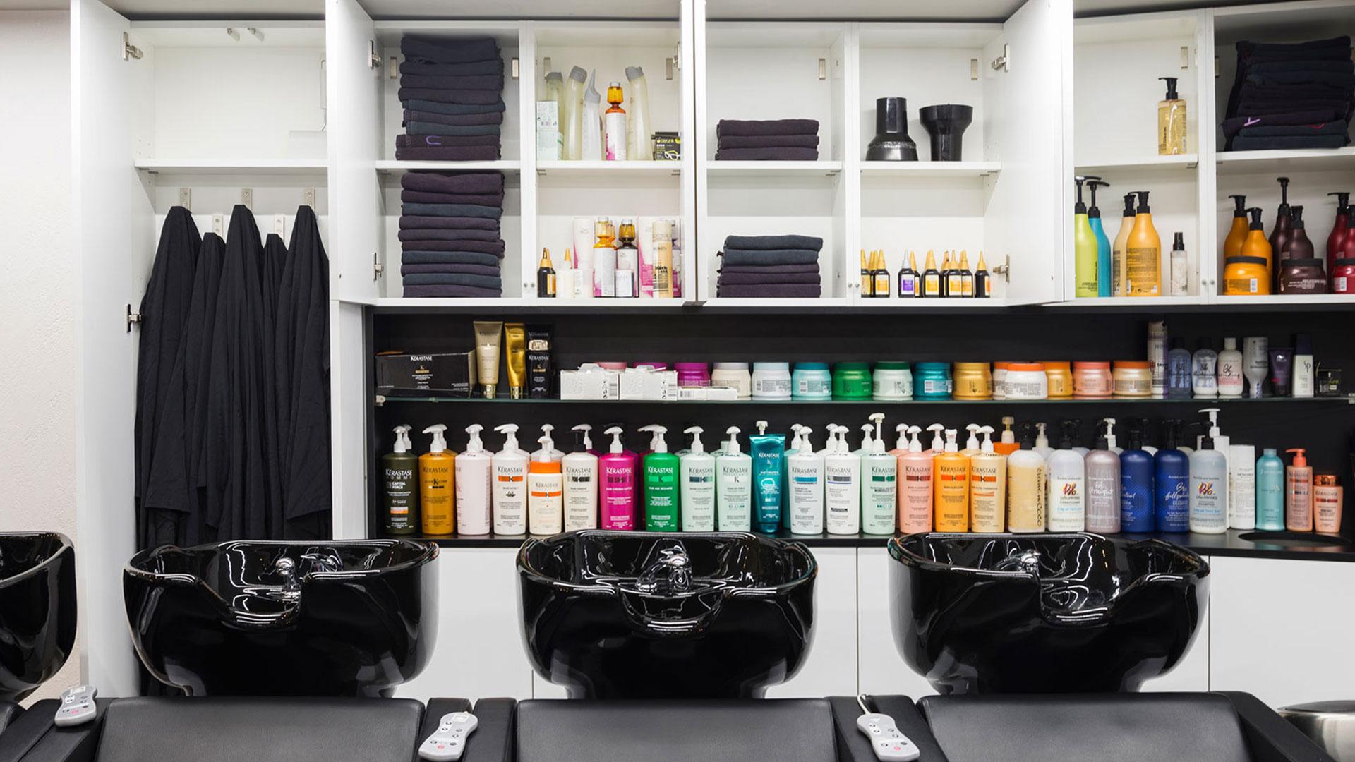 Progetto Contract Retail Salone di bellezza Mauri Lugano - TM_CH_LU_MAURI_12