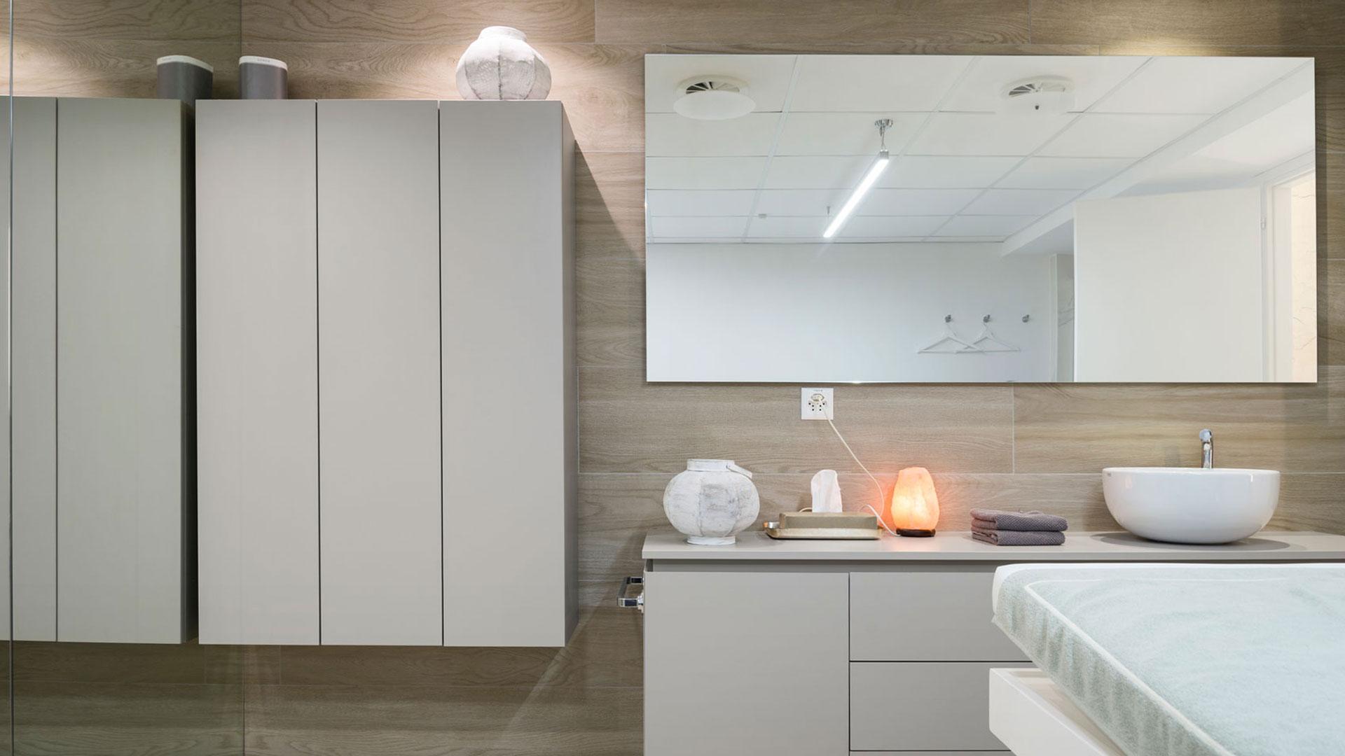 Progetto Contract Retail Salone di bellezza Mauri Lugano - TM_CH_LU_MAURI_14