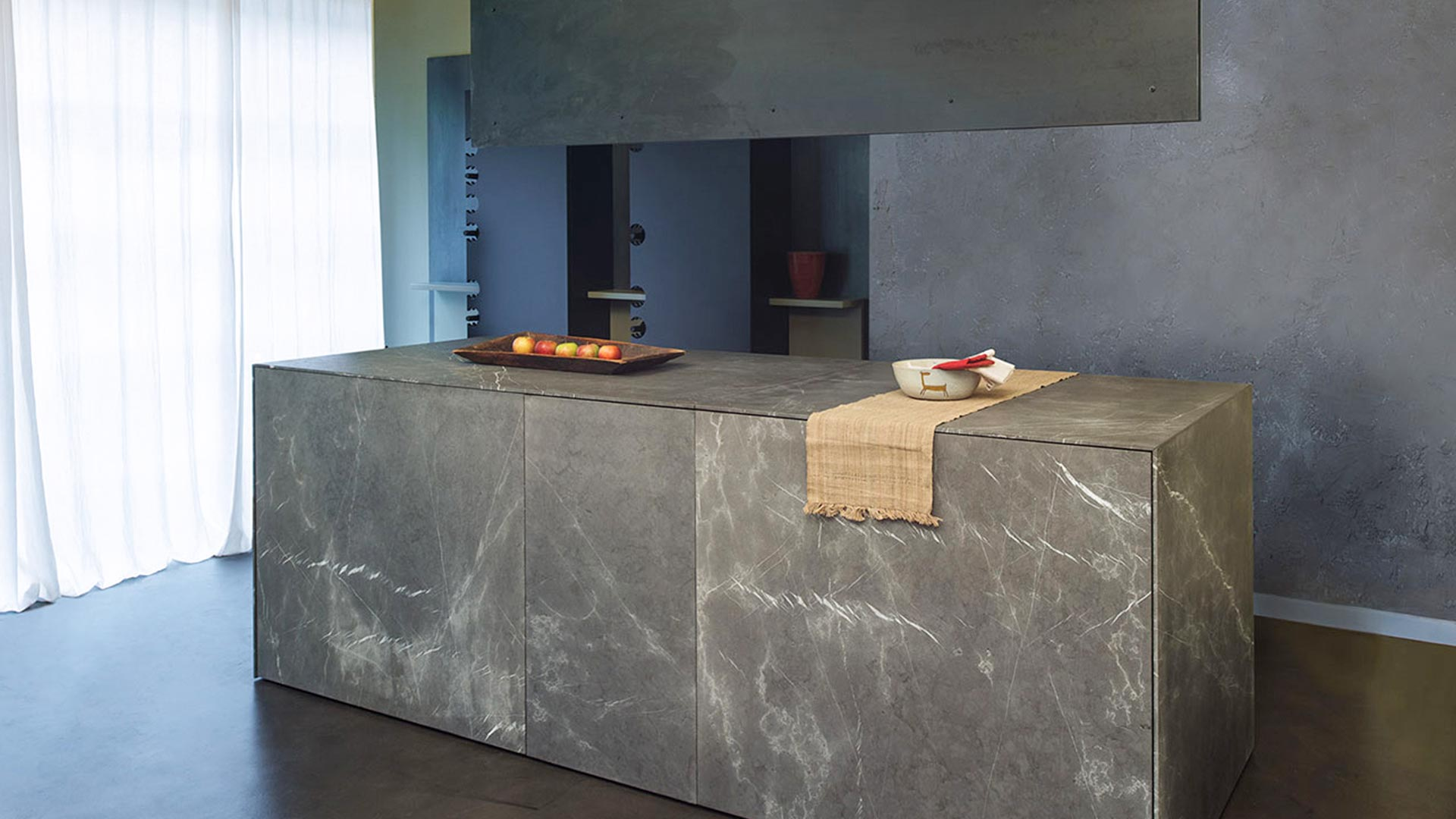 Beautiful Cucine A Scomparsa Monoblocco Contemporary - Design ...