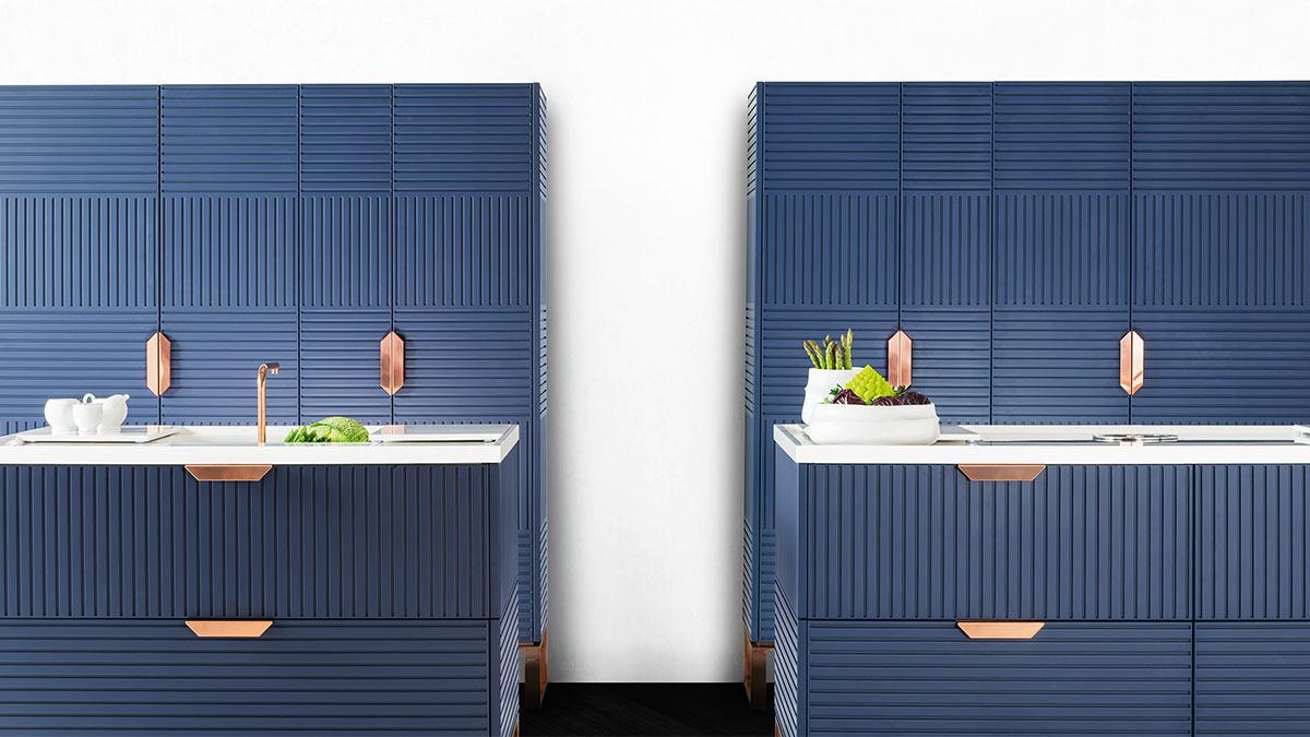 Al via il Superdesign Show. TM Italia presenta le sue nuove collezioni. - Cucine su Misura   TM Italia Cucine - miuccia-gallery-1