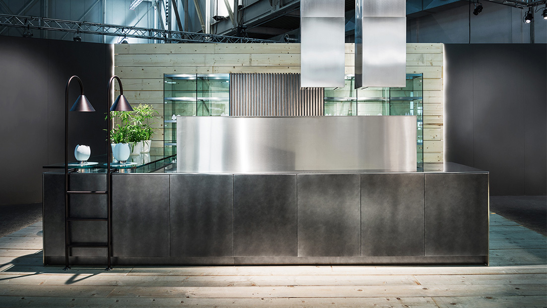 D90/12-D90/TP, il fascino delle architetture moderne - Cucine su Misura   TM Italia Cucine - d90-gallery-2