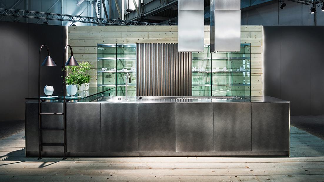 D90/12-D90/TP, il fascino delle architetture moderne - Cucine su Misura   TM Italia Cucine - d90-gallery-4