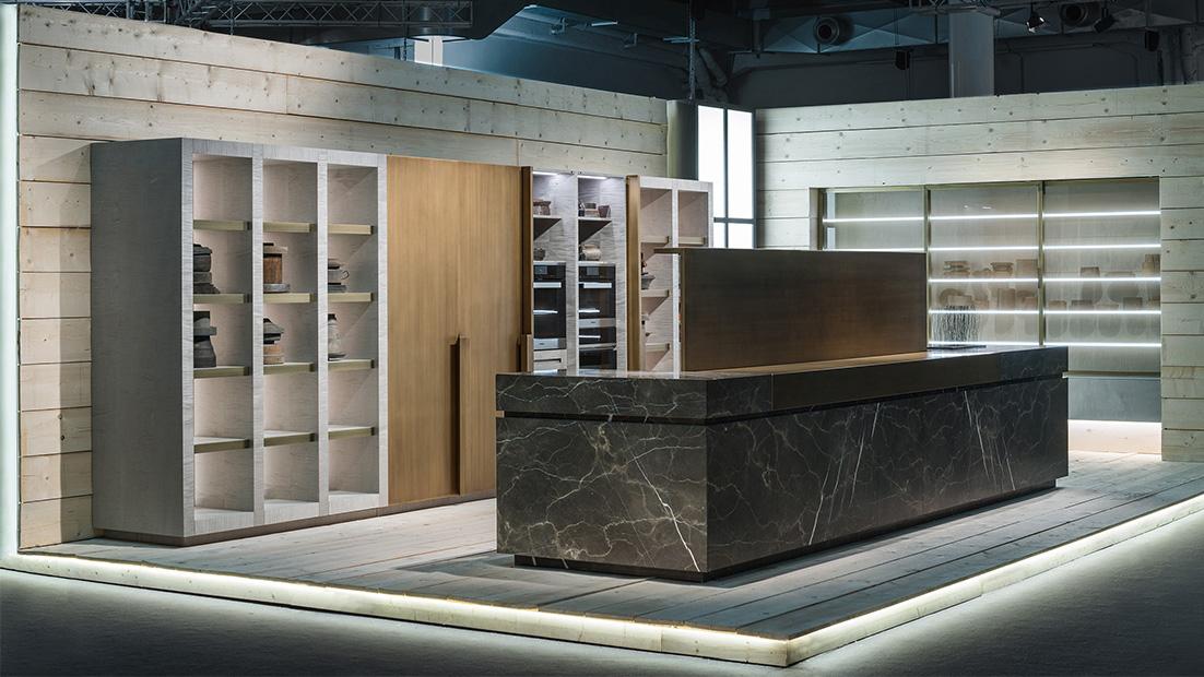 Neolite, l\'evoluzione del concept Petra - Cucine su Misura | TM ...