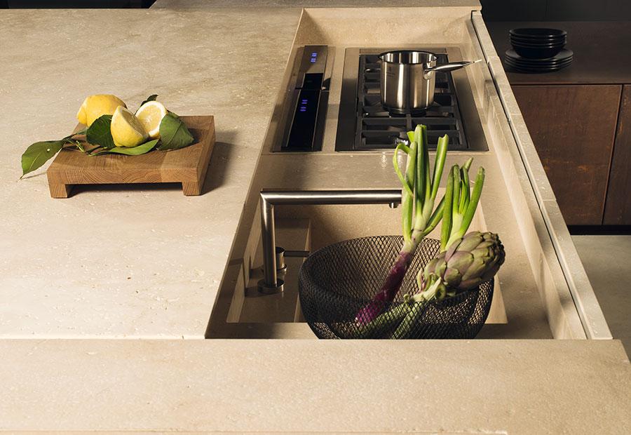 Cucina e Living: soluzioni su misura per arredare l'open space - petra-2
