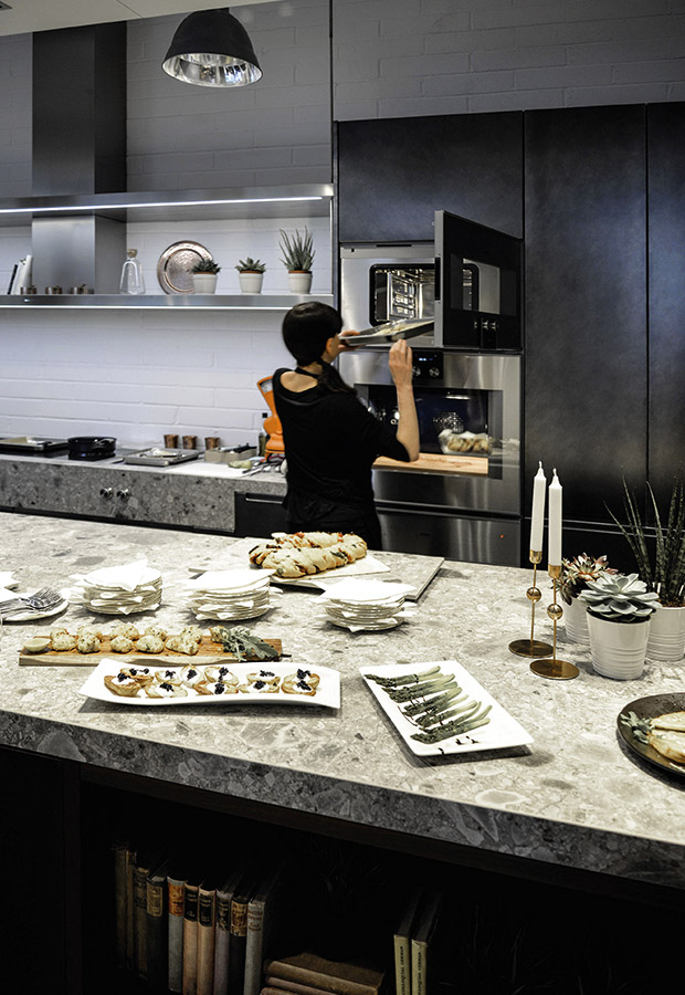 A Londra due nuovi progetti cucina su misura per il nuovo showroom di HUB Kitchen - TMItalia_eventolondra-HUBKITCKEN_gallery-3