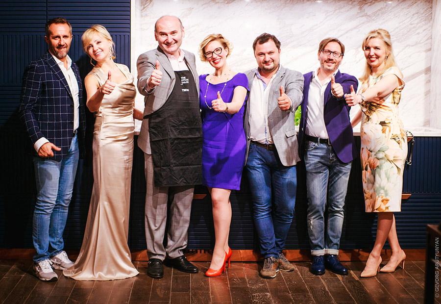 A MOSCA UN NUOVO ATELIER TM ITALIA IN PARTNERSHIP CON LAB DESIGN - Cucine su Misura   TM Italia Cucine - TMItalia-evento-nuovo-atelier-mosca-6