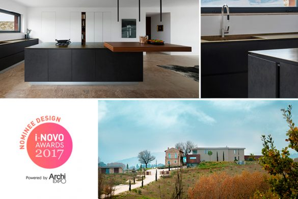TM Italia candidata agli i-NOVO Design Awards 2017