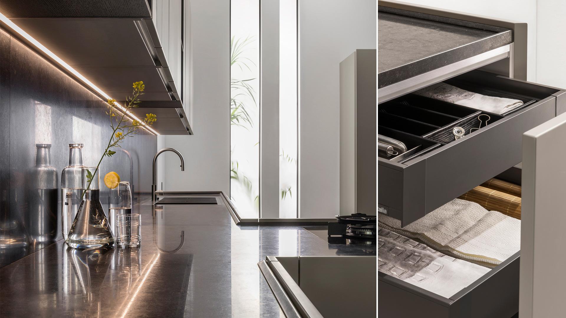 Cucina design con penisola composizione D90+ - D90_brandsite-gallery_06