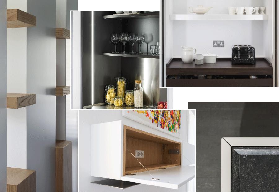Cucina bianca: essenzialità, luce, amplificazione dello spazio - TM-Italia_Cucine-bianche_Gallery_Abbinamenti