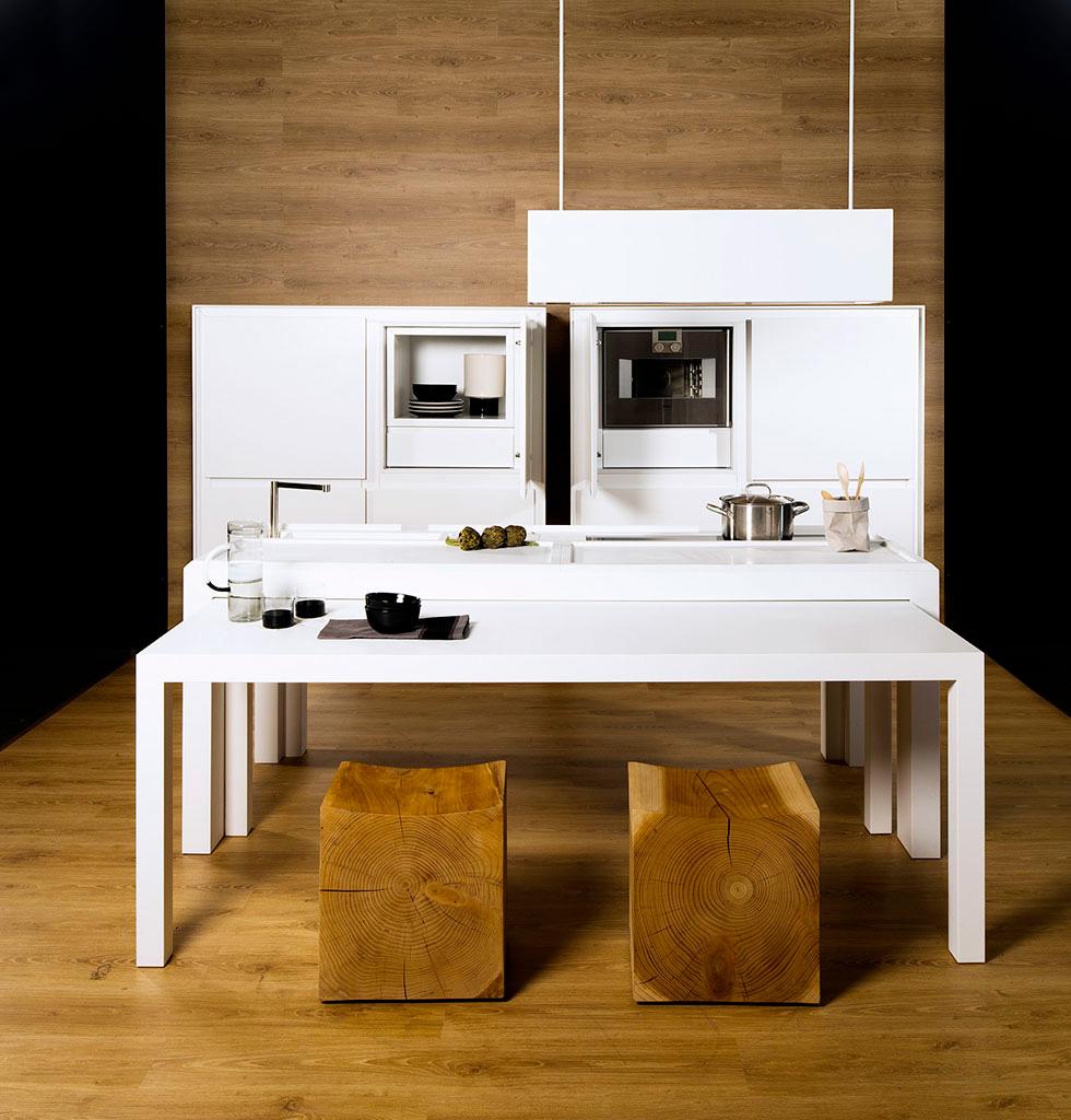 Cucine a scomparsa progettazione cucine design by tm italia for Cucina italiana mobili