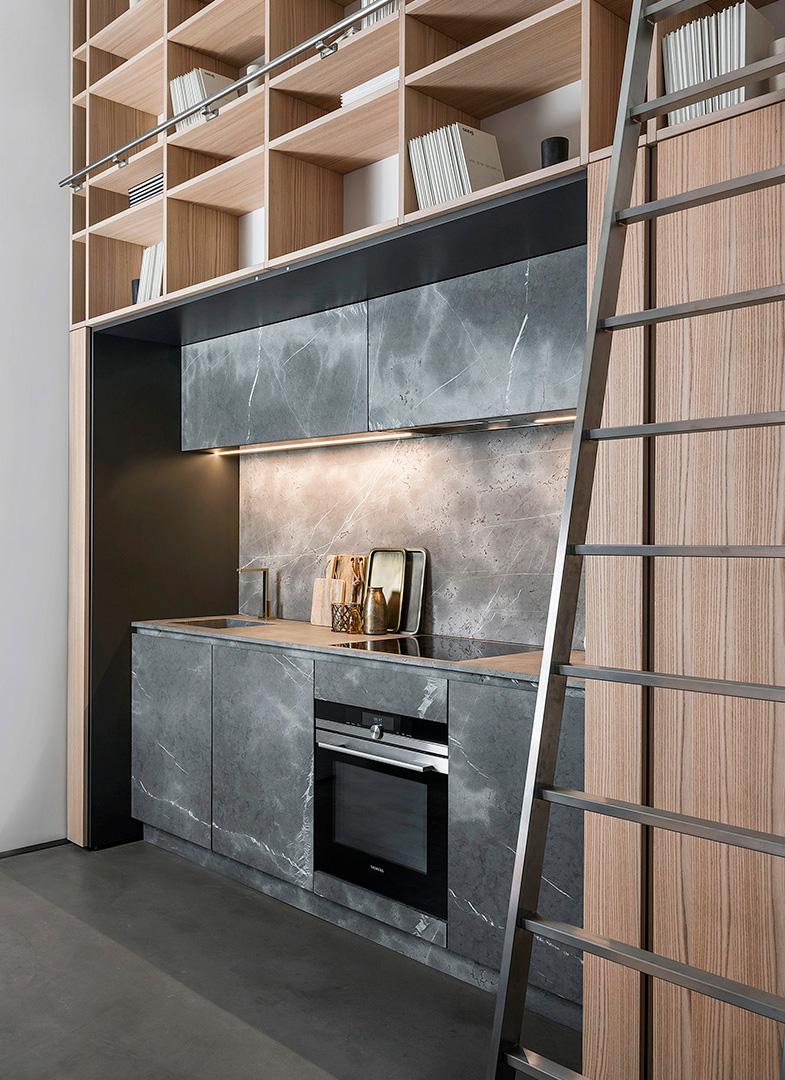 Cucine a scomparsa | Progettazione Cucine Design by TM Italia