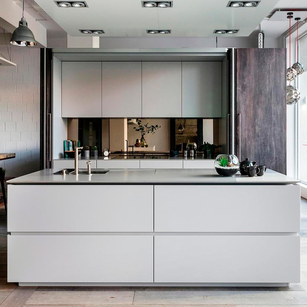 Cucine a scomparsa | Progettazione Cucine by TM Italia